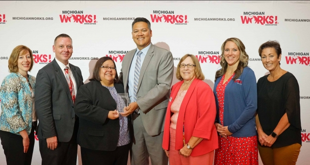 Firekeepers Casino Hotel Recognized as Employer of the Year by Michigan Works! Association