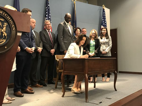 Gov. Whitmer creates new Department of Labor and Economic Opportunity