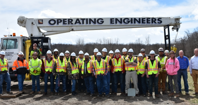 16 Kalamazoo County Residents Graduate from Pre-Apprenticeship Training